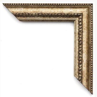 מסגרת פרימיום זהב אוקר