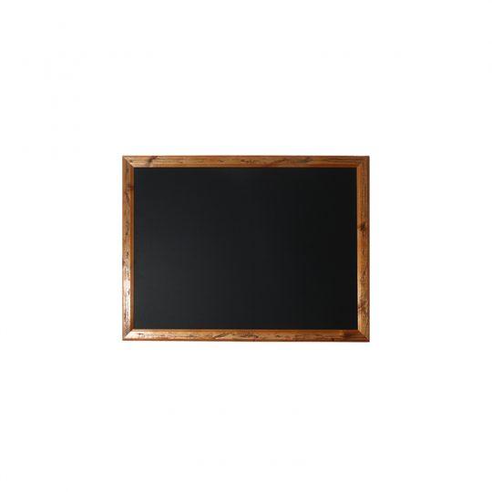 מסגרת עץ פרובנס רטרו - לוח גיר